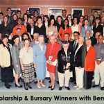 2002 Scholarship & Bursary Winners