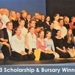 2003 Scholarship & Bursary Winners