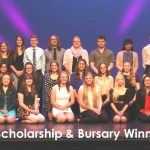 2015 Scholarship & Bursary Winners