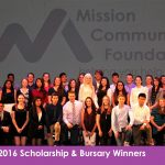 2016 Scholarship & Bursary Winners