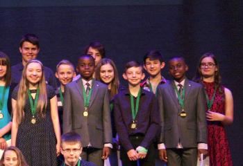 G. W. Cooke High Achievement Awards