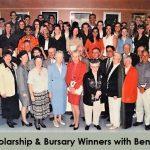 2002 Scholarship & Bursary Winners