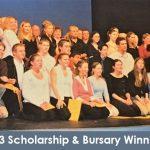 2003 Scholarship & Bursary Winners