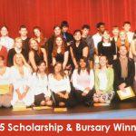 2005 Scholarship & Bursary Winners