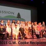2015 G.W, Cooke Award Recipients